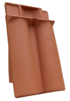 Tondach Tigla de Inchidere Margine Stanga Mediteran Plus Angobe