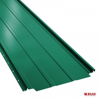 Bilka Retro Panel 0.5 mm Verde Lucios RAL 6005