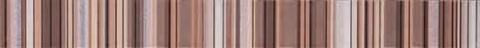 KAI List 5x50 UNIVERSAL STRIPE BROWN2469
