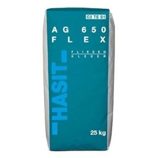 HASIT AG 650 FLEX  Adeziv Placare Ceramică 25 kg / sac