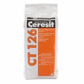 CT 126 Glet de Interior pe Baza de Ipsos 5 kg / sac