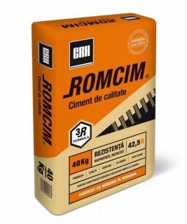 Ciment Romcim 42.5R 40 kg / sac