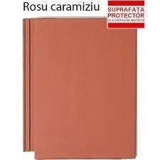 Bramac Tigla Tectura 1/1 Rosu Caramiziu Protector