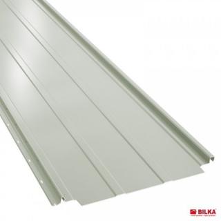 Bilka Retro Panel 0.5 mm Alb Lucios RAL 9002